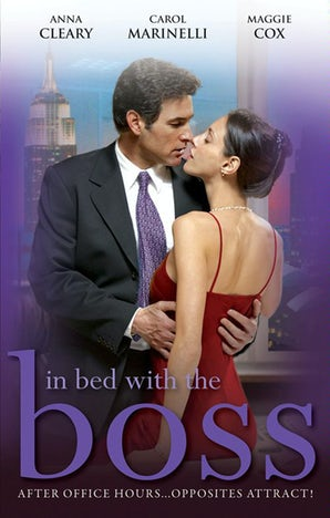 In Bed With The Boss: Volume 4 - 3 Book Box Set
