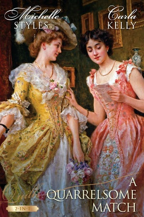 A Quarrelsome Match/Hattie Wilkinson Meets Her Match/The Admiral's Penniless Bride