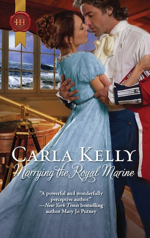 Marrying The Royal Marine