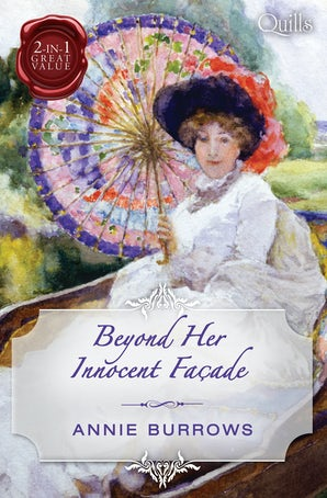 Beyond Her Innocent Façade/Captain Corcoran's Hoyden Bride/Portrait Of A Scandal