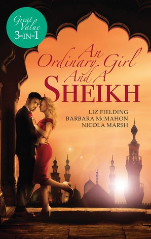 An Ordinary Girl And A Sheikh - 3 Book Box Set