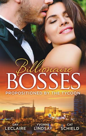 Billionaire Bosses: Propositioned By The Tycoon - 3 Book Box Set, Volume 2