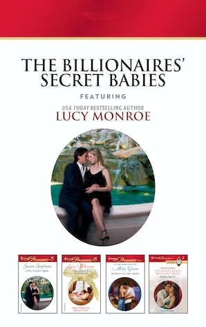 The Billionaires Secret Babies - 4 Book Box Set