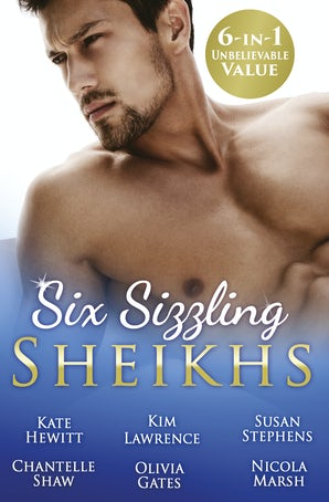Six Sizzling Sheikhs - 6 Book Box Set