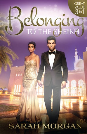 Belonging To The Sheikh - 3 Book Box Set