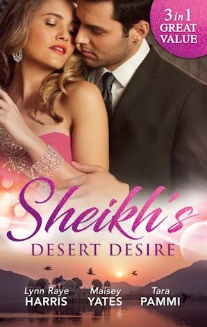 Sheikh's Desert Desire - 3 Book Box Set