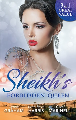 Sheikh's Forbidden Queen - 3 Book Box Set