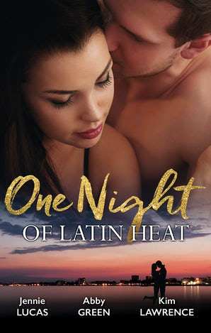 One Night Of Latin Heat - 3 Book Box Set