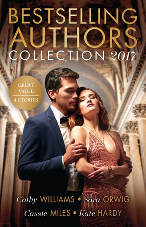 Bestselling Authors Collection 2017 - 4 Book Box Set