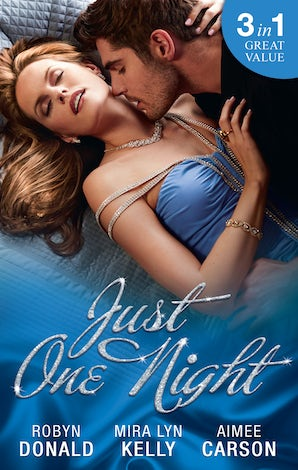 Just One Night - 3 Book Box Set