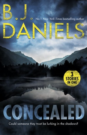 Concealed - 3 Book Box Set