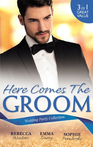 Here Comes The Groom - 3 Book Box Set