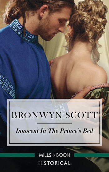 Innocent In The Prince's Bed