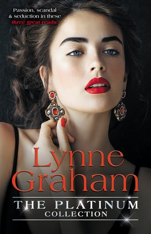 The Platinum Collection: Lynne Graham/The Frenchman's Love-Child/The Italian Boss's Mistress/The Banker's Convenient Wife