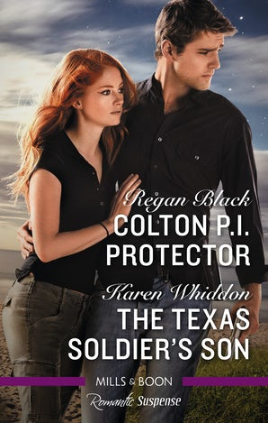 Colton P.I. Protector/The Texas Soldier's Son