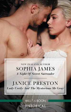 A Night Of Secret Surrender/Lady Cecily And The Mysterious Mr Gray