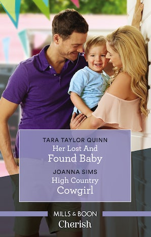 Her Lost And Found Baby/High Country Cowgirl