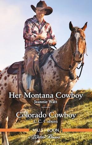 Her Montana Cowboy/Colorado Cowboy