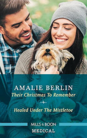 Their Christmas To Remember/Healed Under The Mistletoe