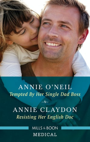 Tempted by Her Single Dad Boss/Resisting Her English Doc