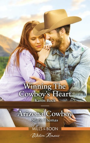 Winning the Cowboy's Heart/Arizona Cowboy
