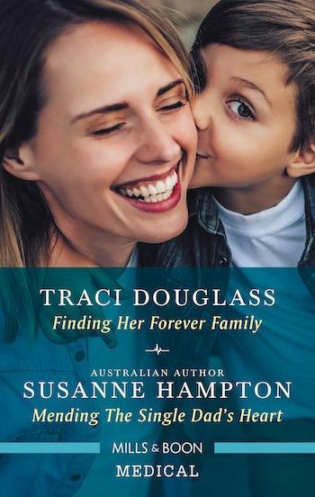 Finding Her Forever Family/Mending the Single Dad's Heart