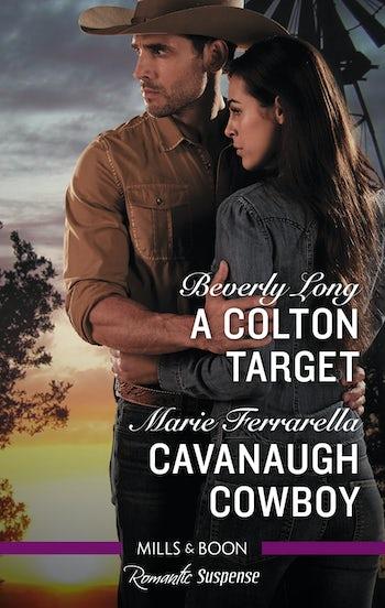 A Colton Target/Cavanaugh Cowboy
