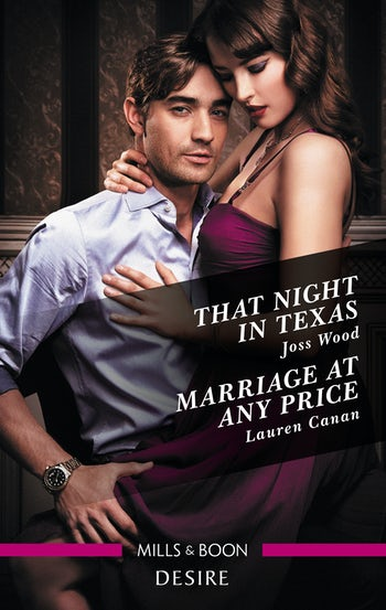 That Night in Texas/Marriage at Any Price