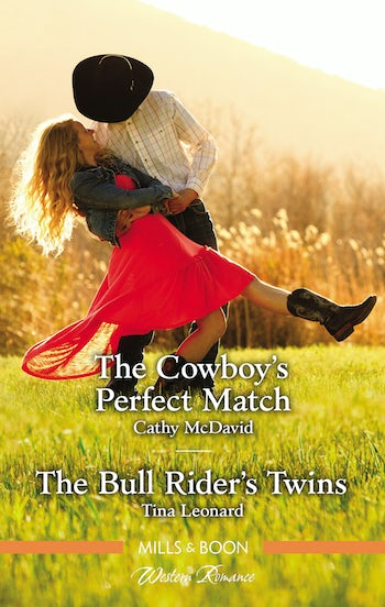 The Cowboy's Perfect Match/The Bull Rider's Twins