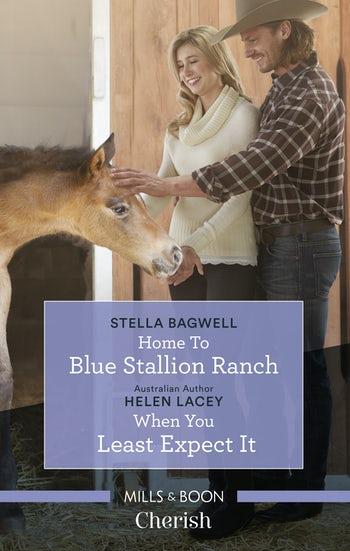 Home to Blue Stallion Ranch/When You Least Expect It