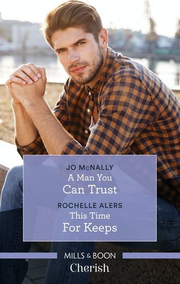 A Man You Can Trust/This Time for Keeps