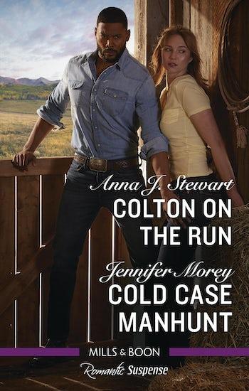 Colton on the Run/Cold Case Manhunt