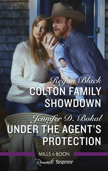 Colton Family Showdown/Under the Agent's Protection