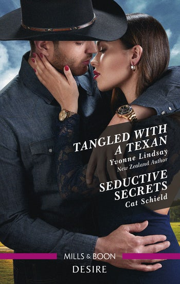 Tangled with a Texan/Seductive Secrets