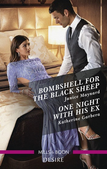 Bombshell for the Black Sheep/One Night with His Ex
