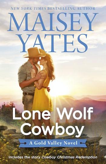 Lone Wolf Cowboy/Cowboy Christmas Redemption