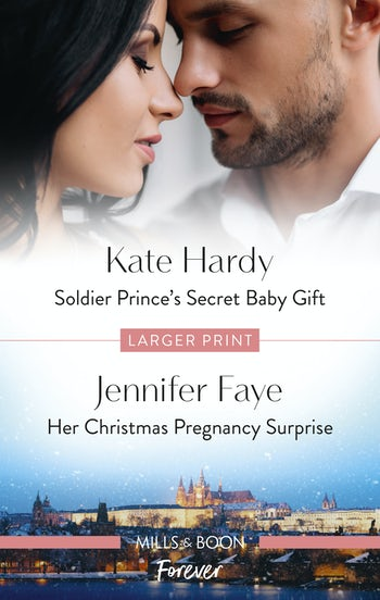 Soldier Prince's Secret Baby Gift/Her Christmas Pregnancy Surprise