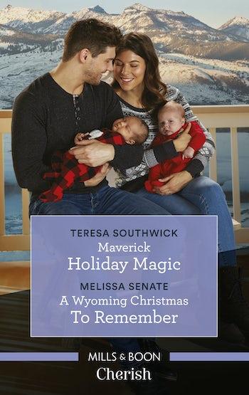 Maverick Holiday Magic/A Wyoming Christmas to Remember