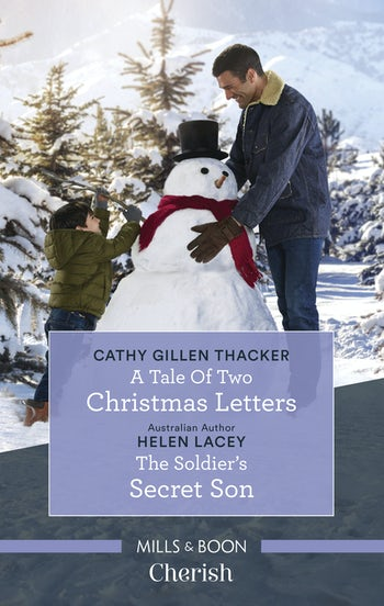 A Tale Of Two Christmas Letters/The Soldier's Secret Son