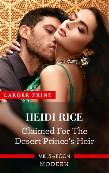 Claimed for the Desert Prince's Heir