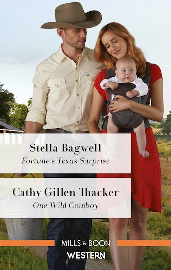 Fortune's Texas Surprise/One Wild Cowboy