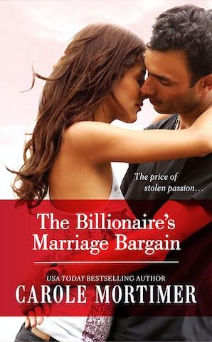 The billionaires marriage bargain fandeluxe Images