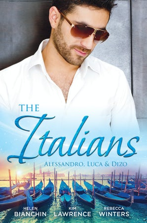 The Italians: Alessandro, Luca & Dizo - 3 Book Box Set