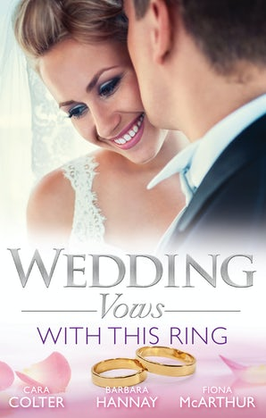 Wedding Vows: With This Ring - 3 Book Box Set, Volume 2
