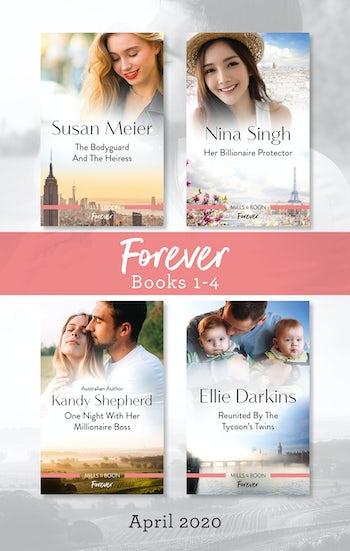 Forever Box Set 1-4 April 2020