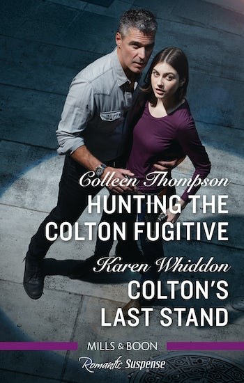 Hunting the Colton Fugitive/Colton's Last Stand