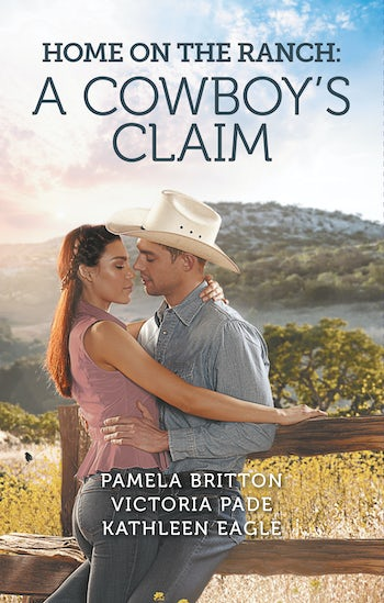 Home On The Ranch: A Cowboy's Claim
