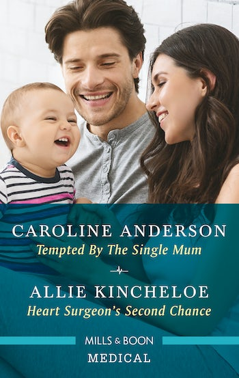 Tempted by the Single Mum/Heart Surgeon's Second Chance
