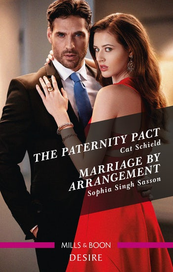The Paternity Pact/Marriage by Arrangement
