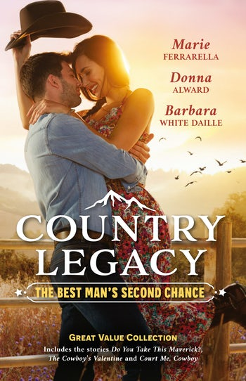 Country Legacy: The Best Man's Second Chance